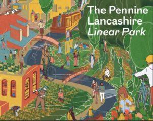Pennine Lancashire Linear park study